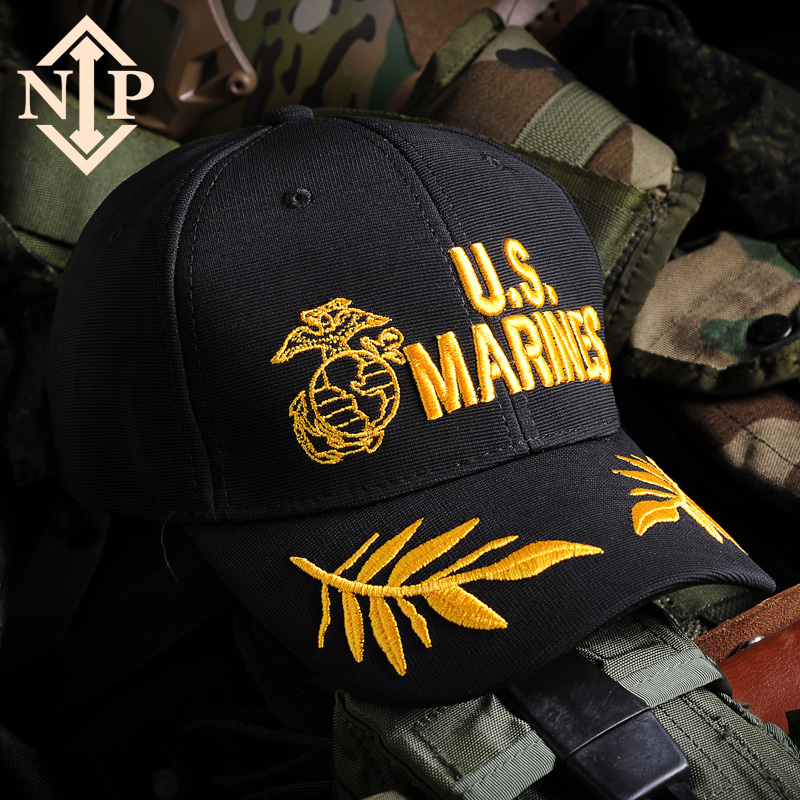 NIP army fan commando hat male outdoor tactics US Marine Corps baseball tactical combat cap