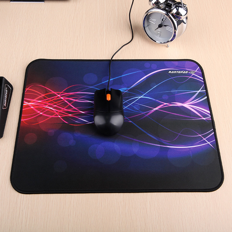 Radium extension H3+ professional competitive game mouse pad large lock edge personality creative animation computer office large