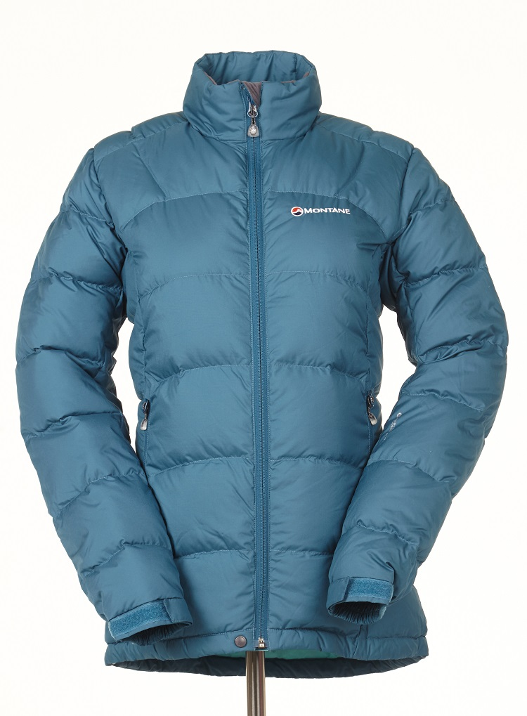 Montane FEM AMBIENCE Women's Down Jacket 800 Pound Mouse Guides