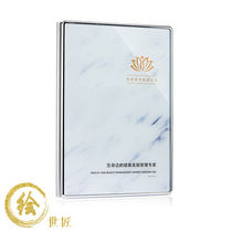 Beauty Salon Price list Custom micro Nail Embroidery semi-permanent skin management hairdressing Price table high-end Picture album