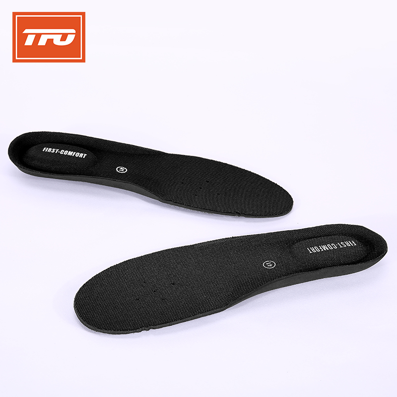 United States TFO Sports Insole Breathable Shock Absorption Thick Men and women Sweat Deodorant Running Air cushion Soft Basketball Insoles