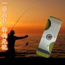 New patent tying device manual tying device inside double wire hand fishing competitive Hook Hook