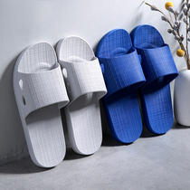 Summer indoor sandals mens non-slip bathroom home couple bath plastic slippers womens 2020 new product