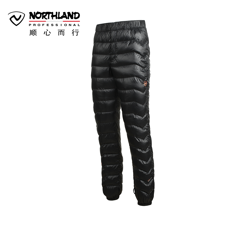 Norseland NORTHLAND autumn and winter outdoor men and women lightweight warm down pants GD050501 Norseland NORTHLAND autumn and winter outdoor men and women lightweight warm down pants GD050501