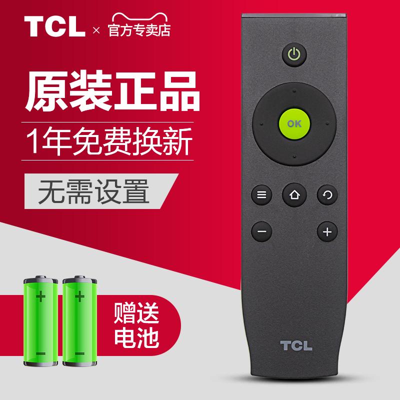 Télécommande tcl TV originale RC07DC11 12 L32 40 48A71C LCD smart universal