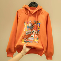 Girls sweater spring 2020 New Girl spring and autumn fashion in the Big child yangqi net red shirt children tide childrens clothing