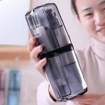 Туалетная чашка для путешествий туалетная сумка для мужчин для путешествий переносная бутылка для хранения сумка для женщин для путешествий набор для стирки