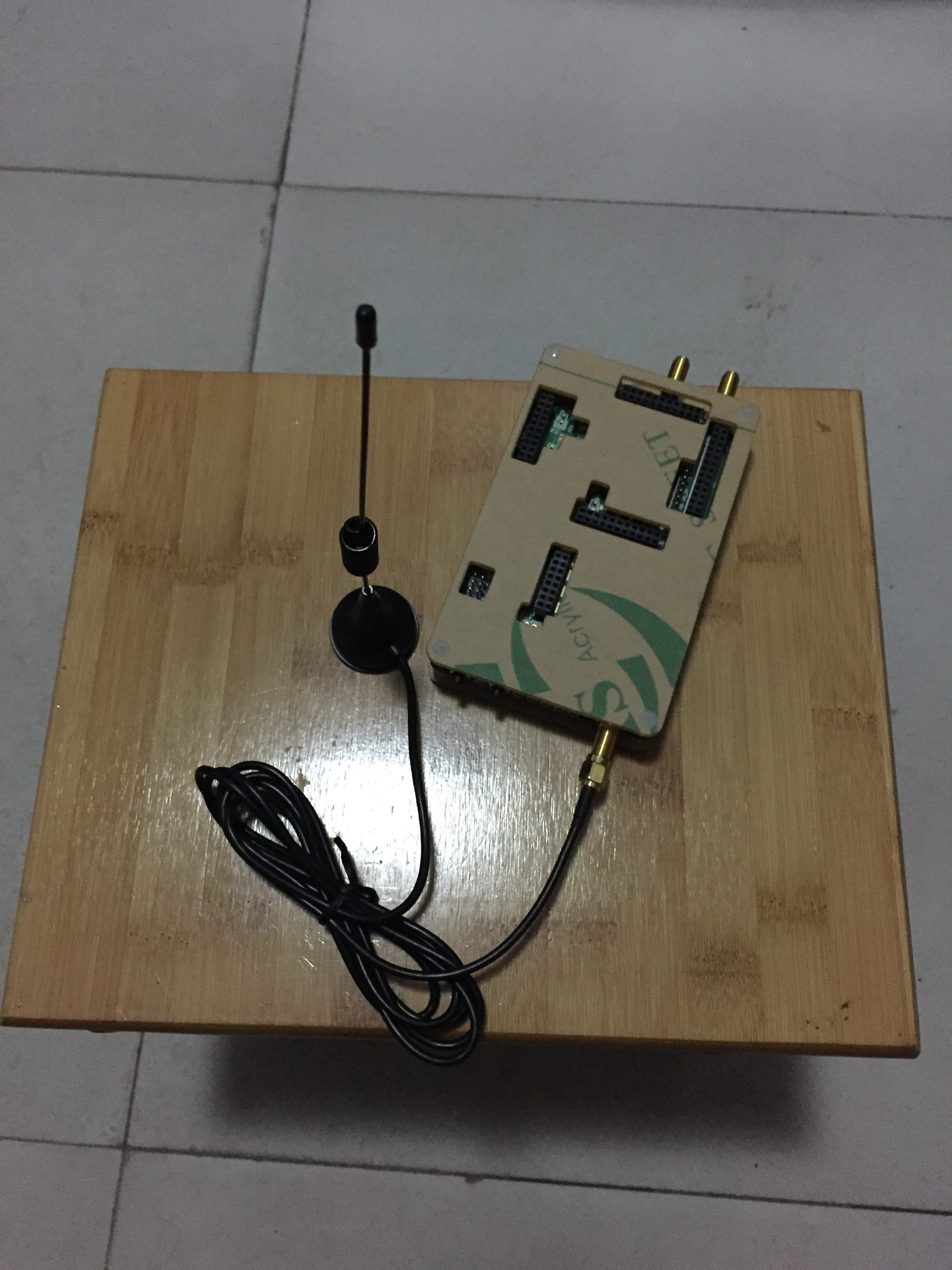 HackRF One Broadband Antenna (40-860MHz)