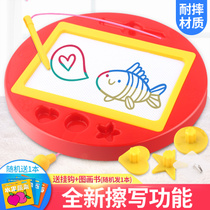 Children draw drawing board magnetic WordPad Baby Baby toy 1-3 years old 2 toddler color hanging Graffiti Board