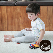Nest Designs baby PP pants baby pants cotton harem pants from spring to summer March-2 April