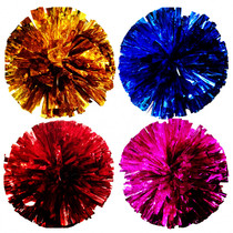 Cheerleader hands spend the flower ball square dance ball big dance ball dance prop hand take flowers