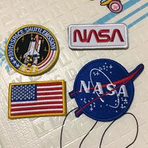 NASAs Apollo MA-1 flight jacket is stamped with embroidered armbands 揹 a commemorative seal