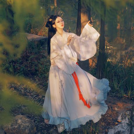 女式汉服的选购热点与流行类别