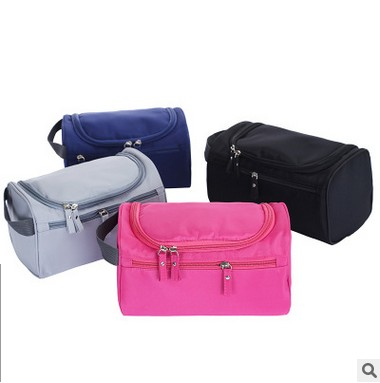 Travel wash bag men and women small portable simple large capacity portable shower bag waterproof bath bath storage bag