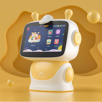 Rabbit Xiaobei intelligent childrens early education machine Infant robot Baby learning machine Artifact Chinese learning story point reader