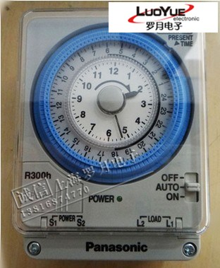 Original Panasonic Electrician (Shanghai) Panasonic Timer Time Control Switch TB388 TB38809NC7S