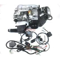 ATV GY6 Continuously variable engine Quad bike Kart 230CC Built-in reverse engine block