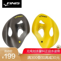 Finis nice swimming short paddle hand webbed adult cordless paddle palm correction face water posture male and female general