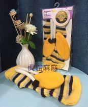 虎妞福妞 安哥鲁 安格鲁 玛雪儿 宠物雪貂服饰 可爱蜜蜂装