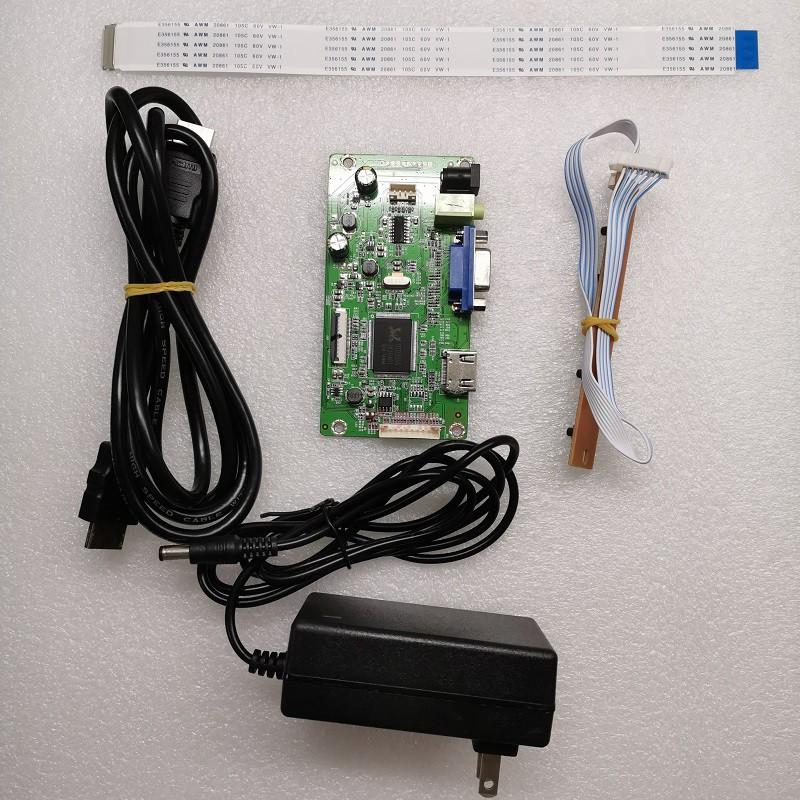 Ordinateur portable écran de modernisation kit drive board hdmi14 156 pouces écran LCD IPS extension