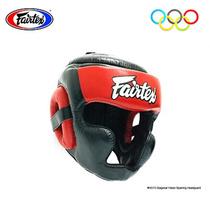 Original Thai Fairtex Thai Boxing supplies HG13 Diagonal visual boxing helmet head free of mail