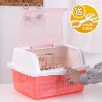 Baby bottle storage box dustproof bottle holder baby tableware storage box large clamshell bottle storage box ...  sc 1 st  ChinaHao.com & Directory of Bottle storage box Online Shopping at chinahao.com in ...