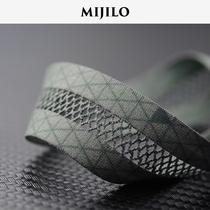 米基洛MIJILO运动发带头带男女止汗吸汗护额跑步瑜伽健身房导汗带