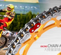 SX2 class oil seal chain 520 525 type imported large row instead of imported more than 500cc displacement