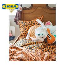 宜家IKEA古拉特 被套和枕套 婴儿宝宝儿童床上用品被套