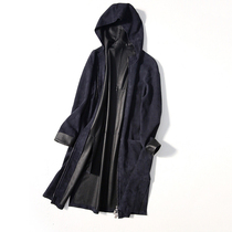 Rongmi (PC0628444) Special Sheep skin Classic style hooded leather