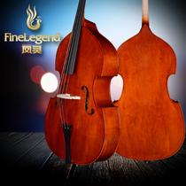 Feng Ling Bass Beginner cello Children Adult examination grade Big Bass times cello FLB11