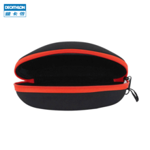 Decathlon creative fashion glasses box/portable sun glasses bag/box students glasses box accessories QUOP