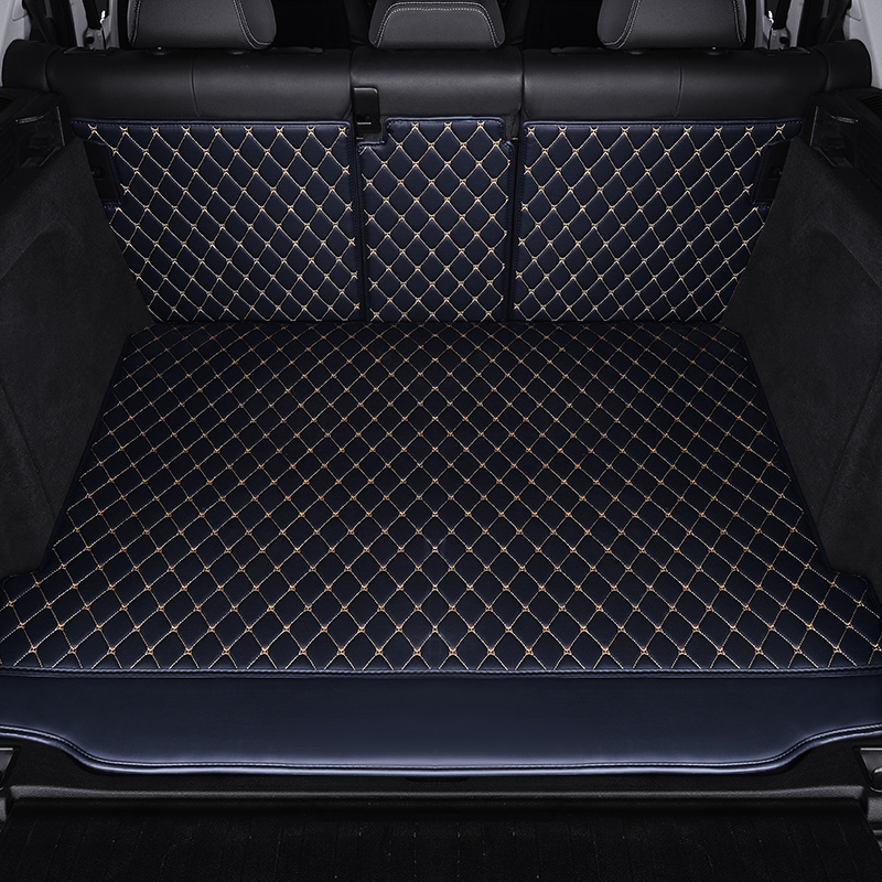 18 Mercedes-Benz new E300Lc200l glc260 glk300 gla200 all-inclusive backup tail box mat