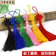 Send abroad gifts crafts Chinese trumpet 6 disc Chinese foreigner knot knot pendant Chinese gift