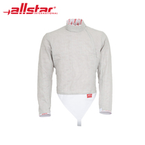 Allstar Oz FIE Certified mens Sabre competition training fencing protective clothing 1155H