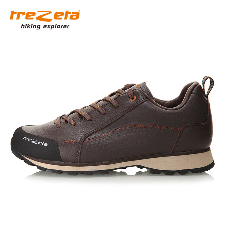 Italian trezeta tussle rat co-brand outdoor breathable cow leather upper casual shoes climbing shoes