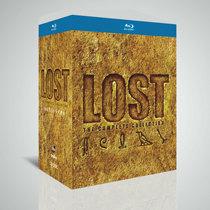 BD Blu-ray диск 1080P Lost Lost сезон 1-6 полная версия 32 диска