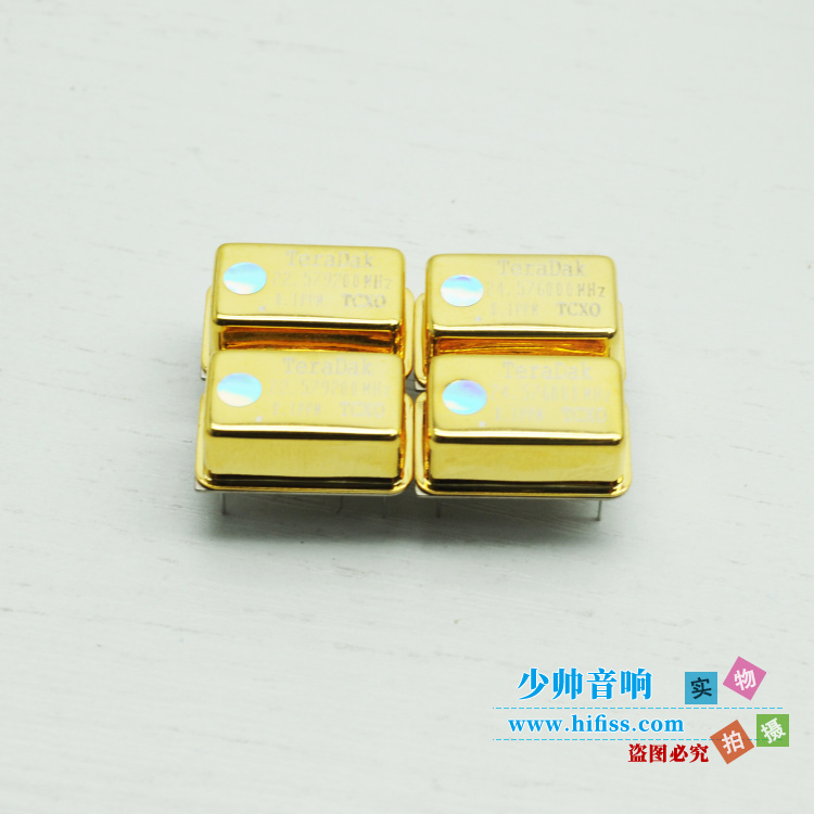 Temperature-replenished crystal TCXO gold plated 0.1ppm 11.2896 12M 16.9344M 24.576M 22.5792