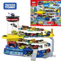 TOMY domeika Автостоянка для строительства гоночного трека из сплава игрушки 430865 Новинка 166160