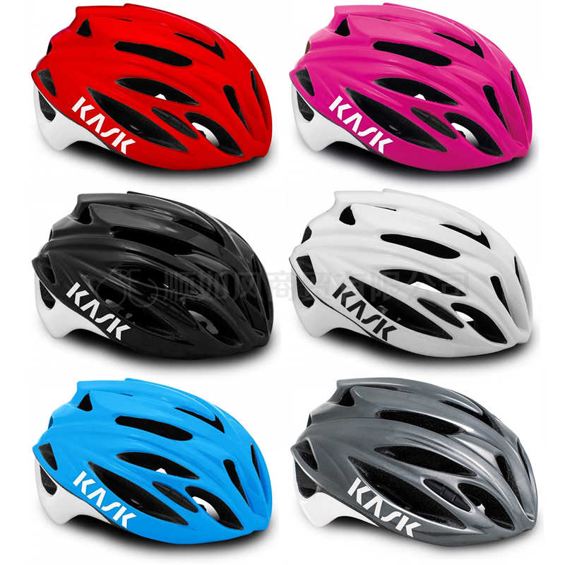 Quality goods Italian origin KASK RAPIDO road vehicle helmet entry self-contained bicycle helmet