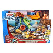 Thomas Alloy Train Track Master Series Cave Collapse Adventures Set GDV43 Boy toy