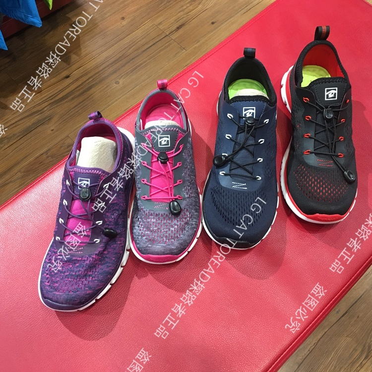 Pathfinder counters authentic spring and summer new couple camp shoes men TFOF81714 female TFOF82714 walking shoes