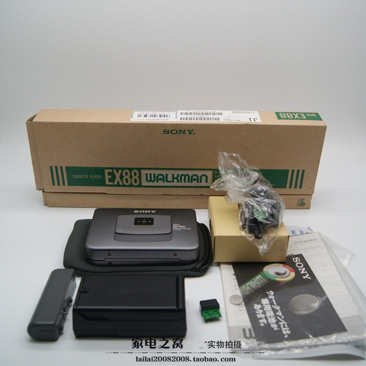 Recommendation for DD9 D6C Cabinet of Japanese Original Sony DBB WM-EX88 Metal Body Walkman Cassette Driver