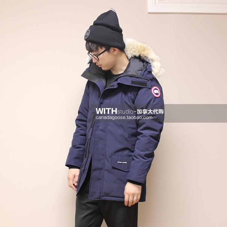 Canada Goose Canada Goose Canada goose Langford Men's Medium and Long Down Garment 2062M