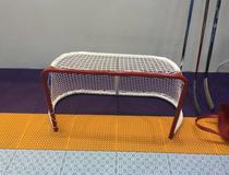 Land Ice Hockey Gate True Ice Hockey Gate Steel Pipe Ice Hockey Dragon Gate Mini Portable Children Practice Hockey Gate