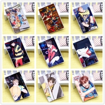 5 pieces of free mail customizable BTS Bulletproof Youth Regiment Tanaka v Park Suga Bus card meal card set