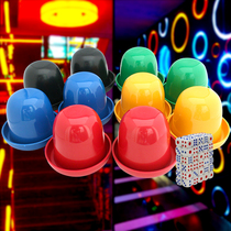 Dice Sic Cup bar nightclub KTV supplies stopper sieve Color Cup toss Cup sieve Cup set to send Shaker