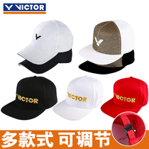 Victor Mens and womens sunscreen hat baseball cap 211 casual outdoor sports fishing shading Cap Hundred 209