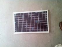 Factory direct new type single crystal 40w solar panel photovoltaic power generation board 12v battery charging