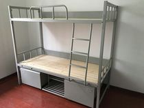 Large dormitory building staff dormitory apartment 牀 desk storage cabinet combination牀 design manufacturer Ningbo.